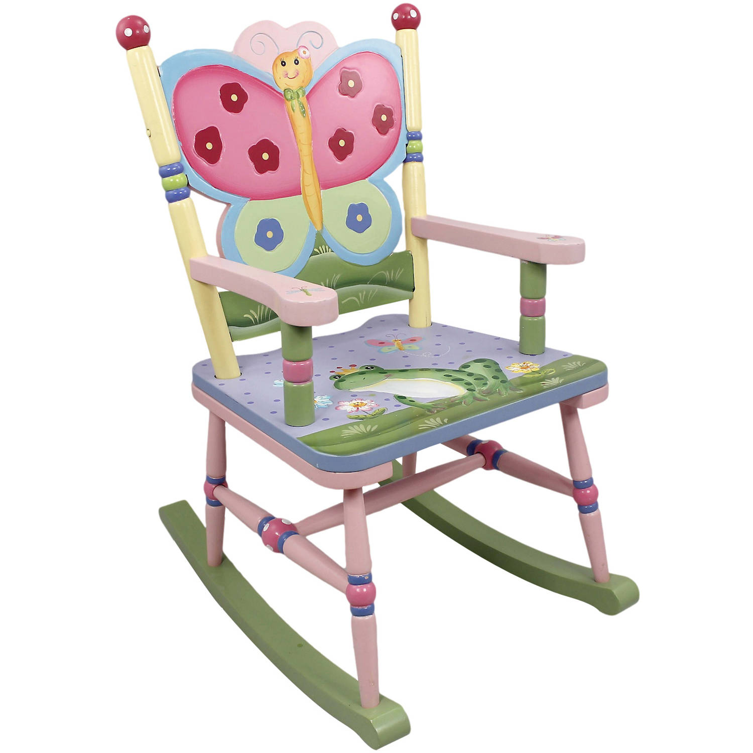 Fantasy Fields Kids Magic Garden Rocking Chair