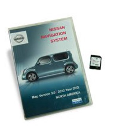 Nissan Navigation System 2017 Year SD Card v 8 0 _LCN2_