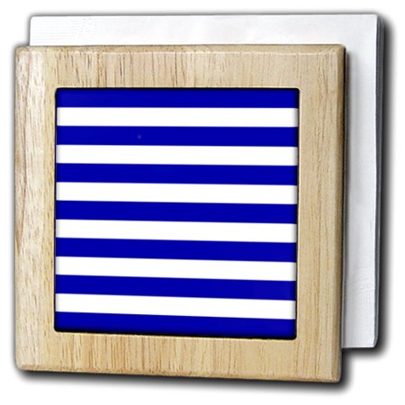 french nautical navy blue white