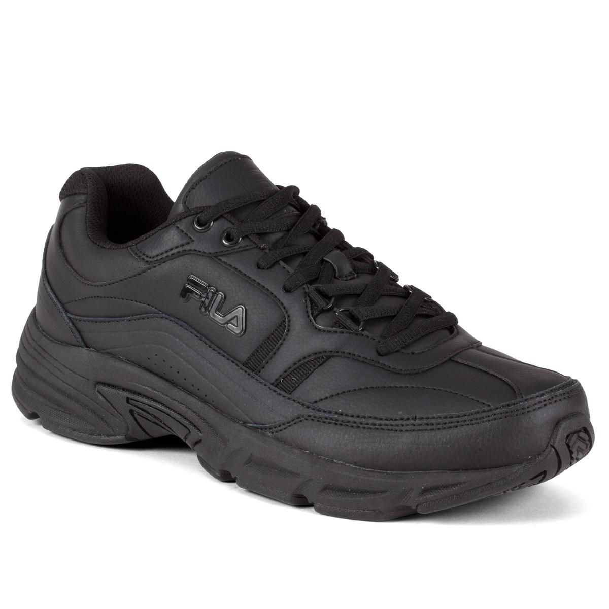 Women's Fila, Workshift Memory foam wide work Shoes by Fila