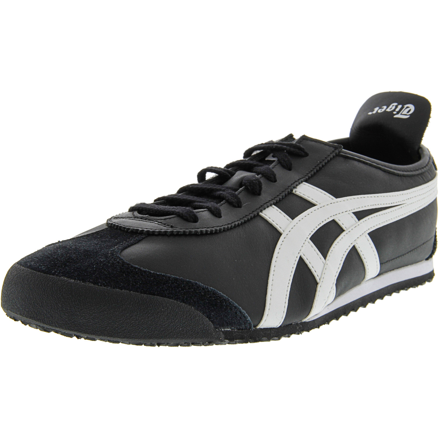 onitsuka tiger mexico 66 black and pink uptempo rouge gray