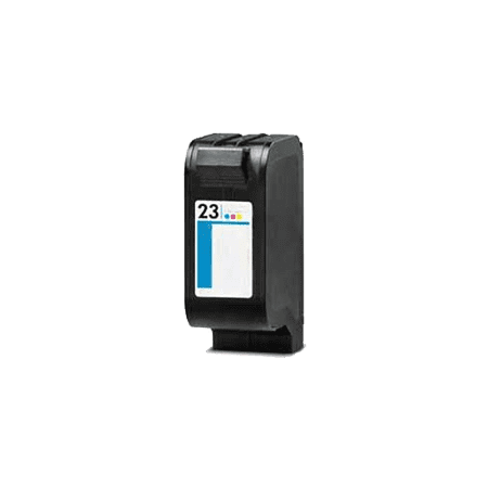 Zoomtoner Compatible HP OfficeJet Pro 1170 HP C1823A (23A) INK / INKJET Cartridge Tri-Color - image 1 of 1