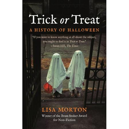 Halloween Treats For School Class (Trick or Treat: A History of Halloween)