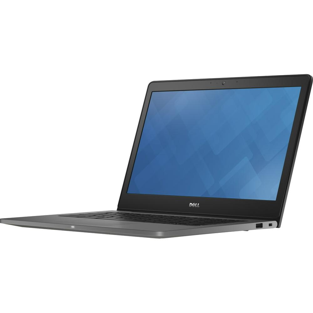 "Dell Chromebook 13 13.3"" Full HD Touchscreen, Intel Core i5 i5-5300U, 8GB RAM, 32GB SSD, Chrome OS, Black, 7310"