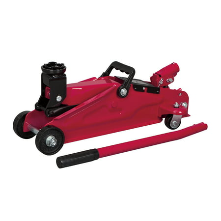 - HyperTough 2-Ton Hydraulic Trolley Jack