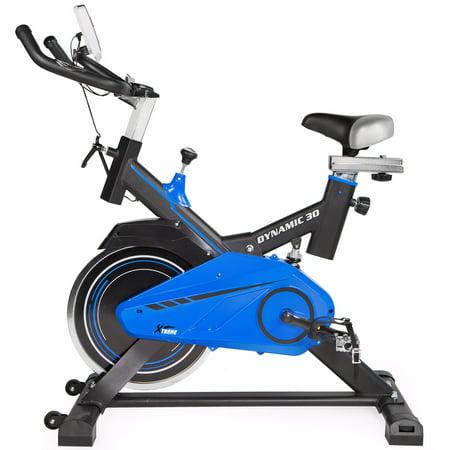 Athletic Xtreme Perfect Cycle (Xtreme Pro 29LB Flywheel Stationary Workout Exercise Bike, Blue )