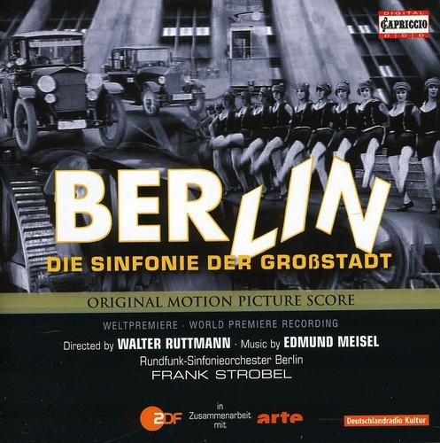 Berlin: Die Sinfonie Der Grossstadt