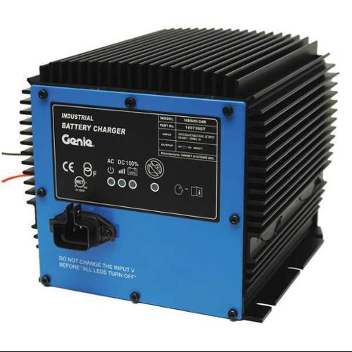 GENIE 105739GT Battery Charger,24VDC G1906917