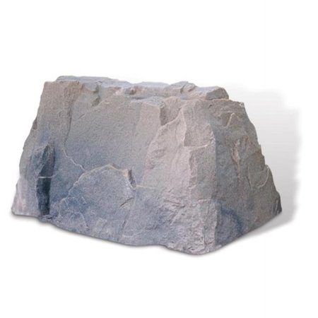 Artificial Rock Riverbed-Brown - Covers Irrigation Backflows And -