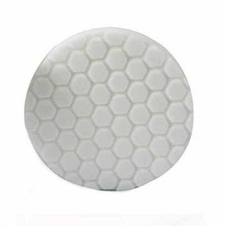 Chemical Guys BUFX_104_HEX5 Hex-Logic Light-Medium Polishing Pad, White (5.5 Inch) ()