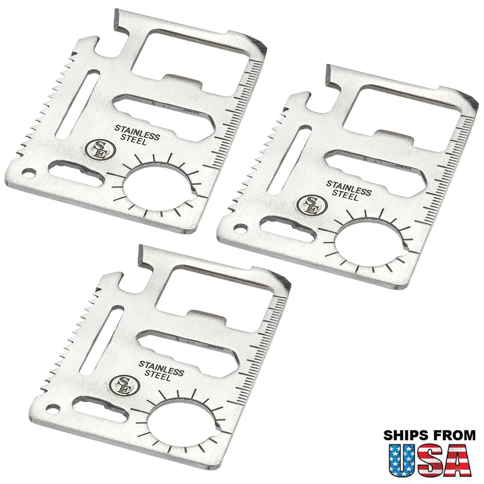 3pc SE Professional MT908 11 Function Survival Pocket Tool FAST USA SHIP