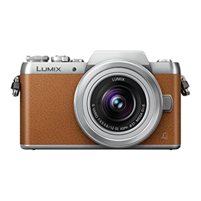 Panasonic LUMIX G DMC-GF8K with 12-32mm Lens Kit (Brown)
