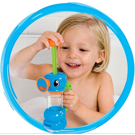 Mosunx Child Baby Kids Bath Shower Swimming Pool Water Toys Duck Design Water Pump Toy