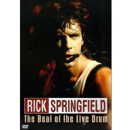 The Beat Of The Live Drum (Music DVD)