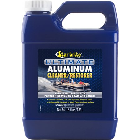 Star Brite Ultimate Aluminum Cleaner, 64 oz