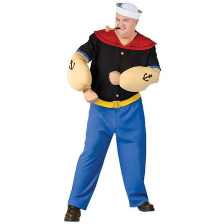 Popeye Adult Halloween Costume