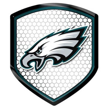 Philadelphia Eagles Nfl Licensed Team Logo Shield Reflector