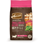Merrick Lil' Plates Grain-Free Real Chicken + Sweet Potato Recipe Small Breed Dry Dog Food, 4 lb