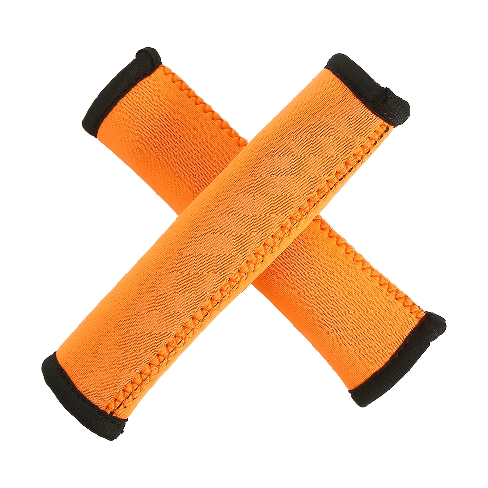Ashata 2pcs 3 Colors 15cm Diving Fabric Kayak Paddle Grips Prevent Blisters and Callus, canoe paddle grips, kayak paddle accessories