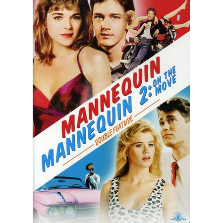 Mannequin / Mannequin 2: On The Move (DVD) ()