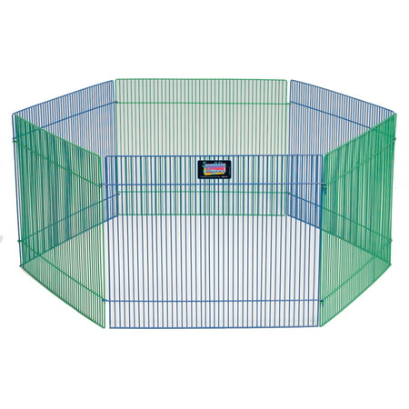 MidWest Homes for Pets Small Animal Pet Playpen/Exercise Pen, 20
