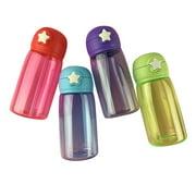 CVLIFE Children Kids Boys Girls Straw Cup 480ml Outdoor Sports School Drinking Juice Water Bottle Plastic BPA Free
