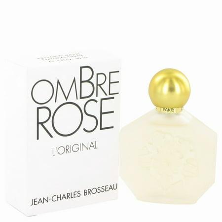 Jean Charles Brosseau Ombre Rose for Women Eau de Toilette Spray, 1 fl (Charles Of The Ritz Eau De Toilette)