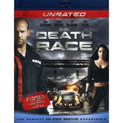 Death Race (Unrated) (Blu-ray) (Widescreen)