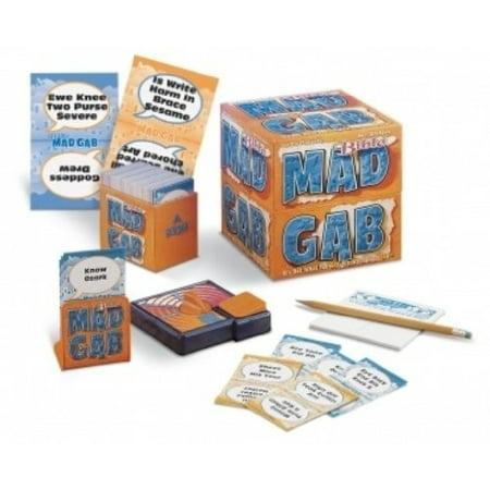 Bible Mad Gab (Mad Gab Game)