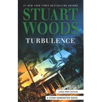 Turbulence (Paperback)(Large Print)
