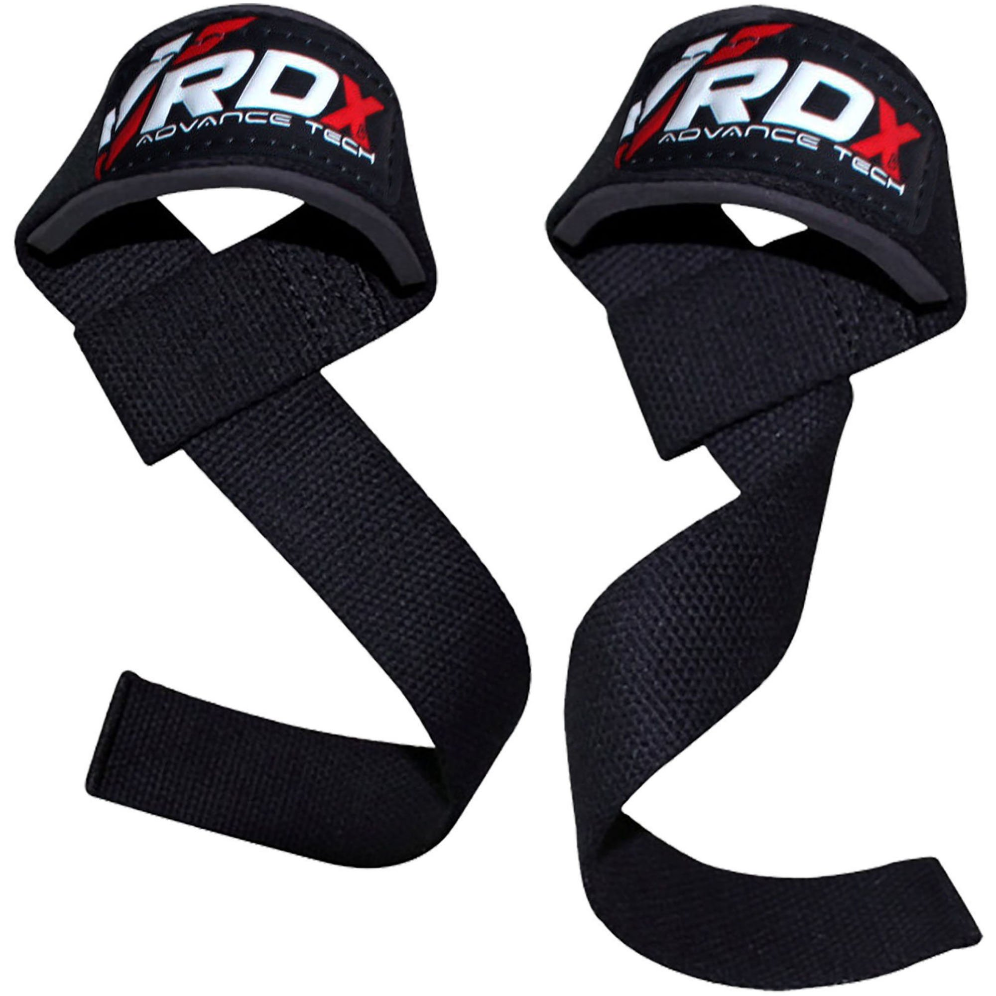 RDX GYM WEIGHT LIFTING WRIST STRAP SUPPORT