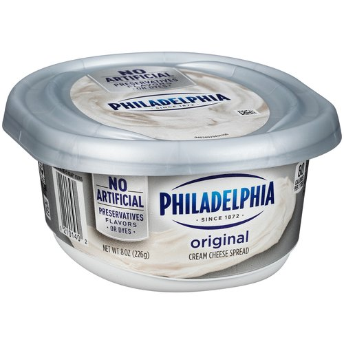 The standard Cream Cheese is white and unflavoured, though many different colours and flavours are now available. If a recipe calls for Cream Cheese, a If a recipe calls for Cream Cheese, a This is a smooth, spreadable, unripened cheese that tastes mildly tangy.