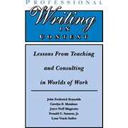 Professional Writing in Context - eBook