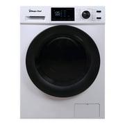 Magic Chef 2.7 cu ft Washer Dryer Combo, White