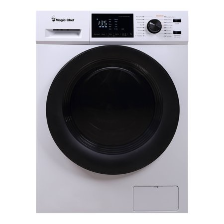 Coin Operated Washers Dryers (Magic Chef 2.7 cu ft Washer Dryer Combo, White )