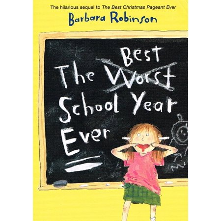The Best School Year Ever (Hardcover) (The Best Rhymes Ever)