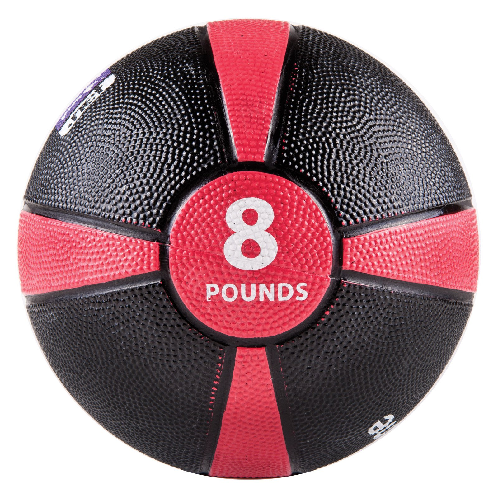 GoFit 8-lb Medicine Ball and Core Performance Training DVD by GoFit LLC