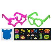 Frames, Pink/Green, Pink furby frames By Furby