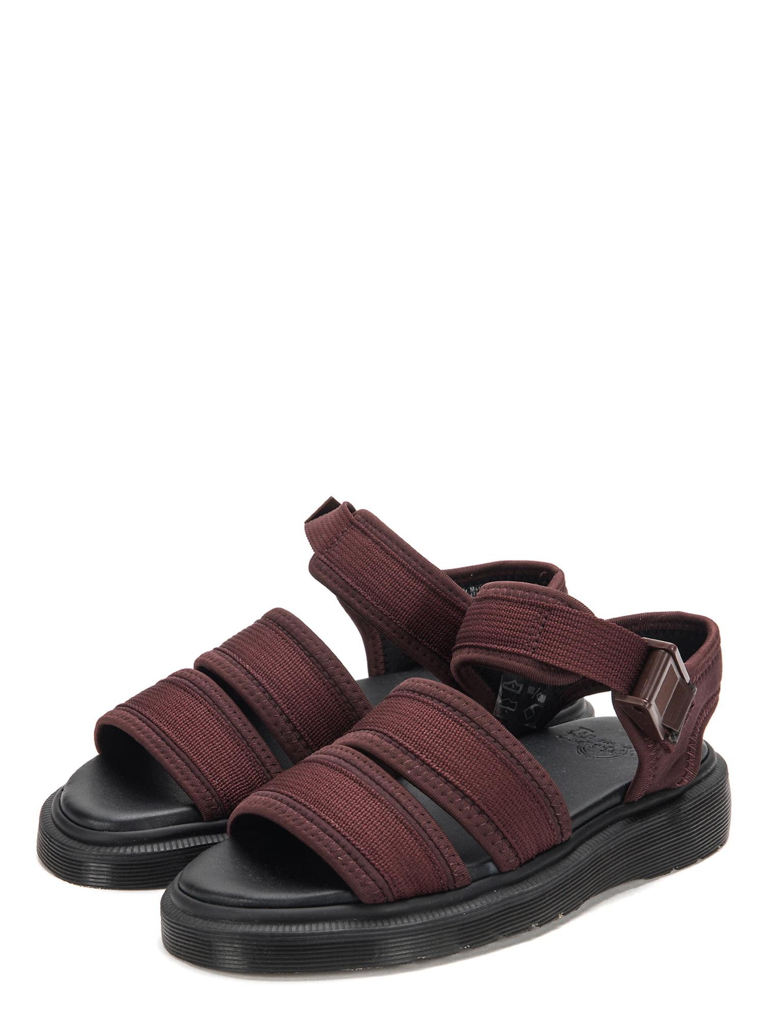 Dr. Martens Effra Two Strap Sandals 21136601 Oxblood by
