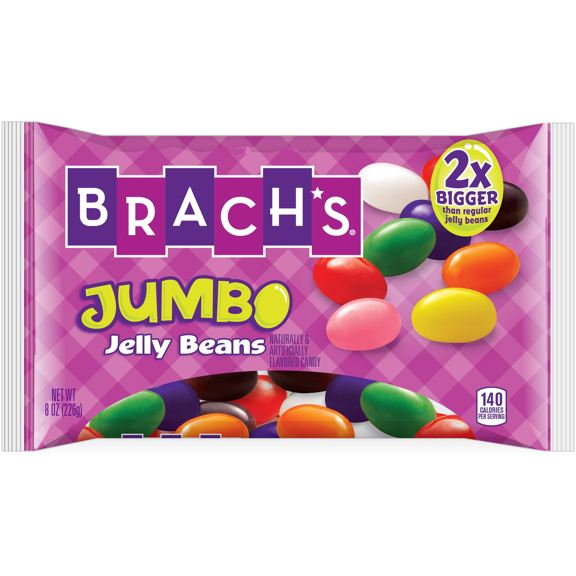 Brach\'s, Jumbo Jelly Beans, 8 Oz - Walmart.com
