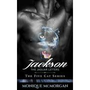 Jackson-The Jaguar Letters - eBook