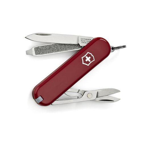 Victorinox Swiss Army Red Classic Es Bx Knife
