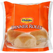 Rhodes Bake-N-Serv® Frozen Dinner Rolls Dough 36 ct Bag