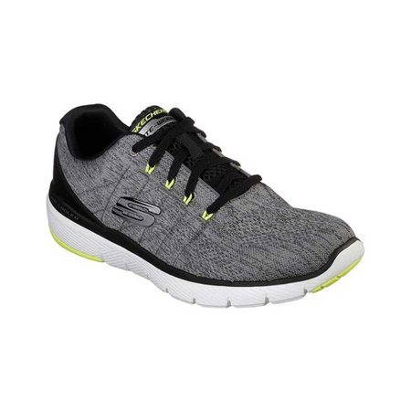 Details about Skechers Mens Flex Advantage 3.0 Stally Shoe Memory Foam Training Sneakers 52957
