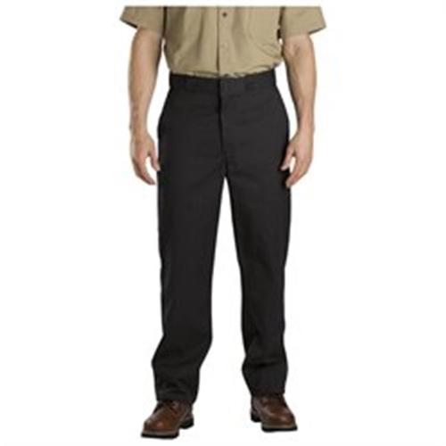 Simple Black Slacks Pants  Pi Pants