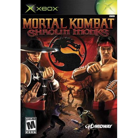 Mortal Kombat: Shaolin Monks POSTER (27x40)