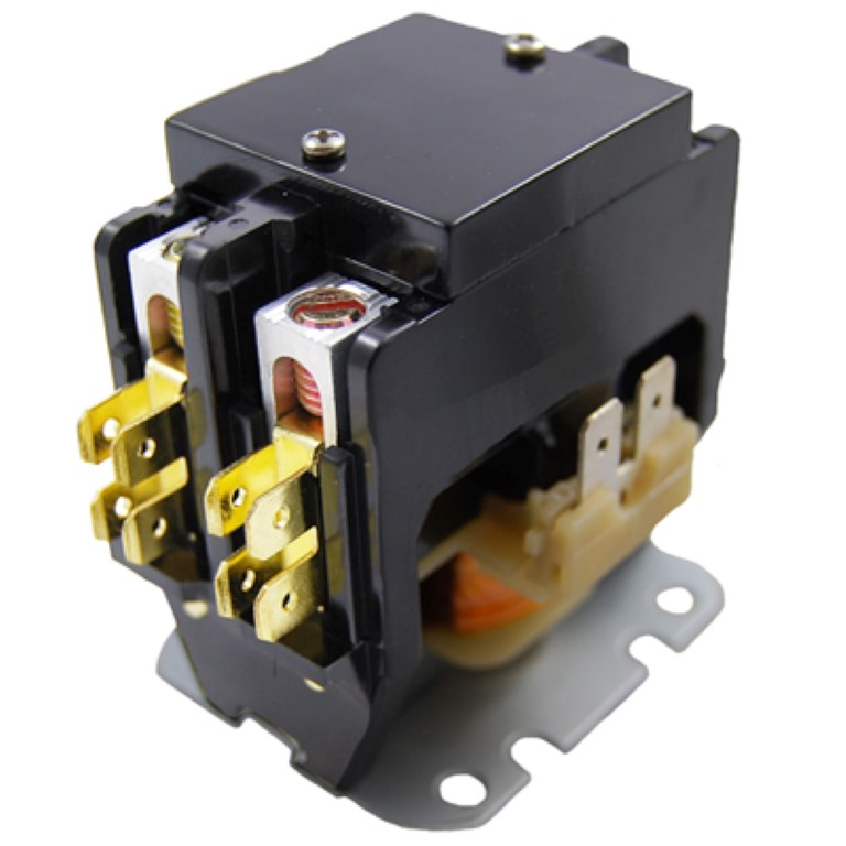 GE Replacement Contactor 2 Pole 30 A 208//240V age CR453CC2BAA By Packard