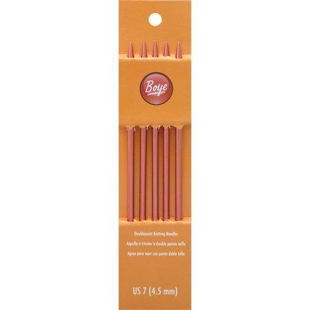 Double Point Aluminum Knitting Needles 7