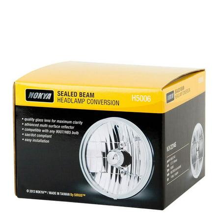 Nokya Sealed Beam Headlight Conversion Kit 5.75