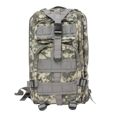 Gravity Travels 18.5 inch Tactical Backpack - Digital Grey Camo - image 1 of 1